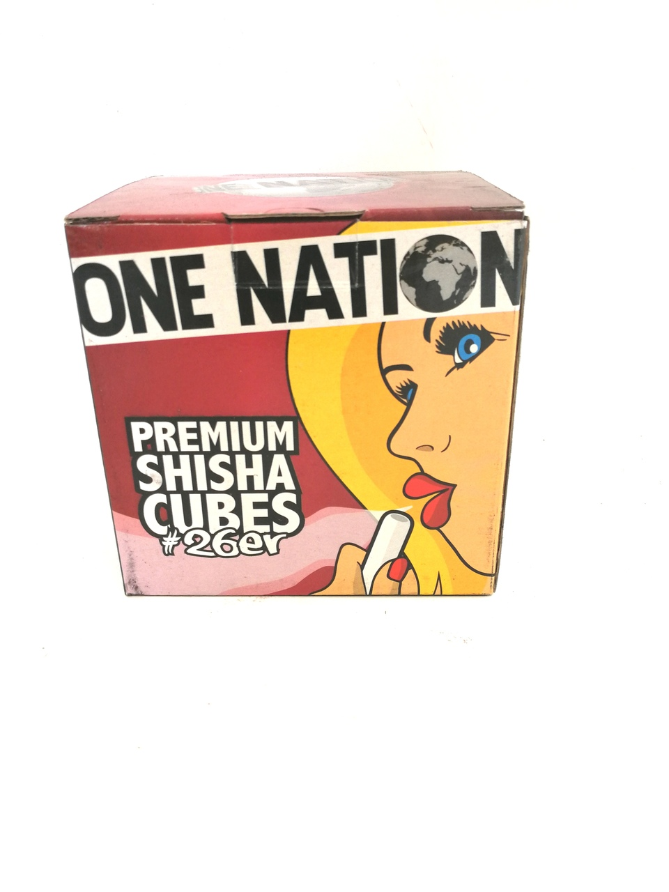 One Nation Charcoal C26 Charcoal
