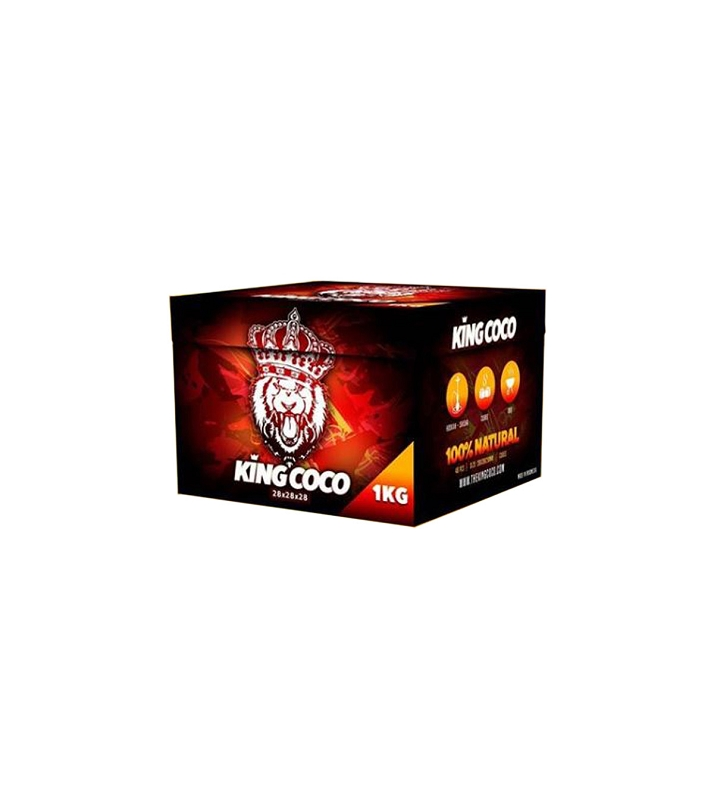 King Coco Charcoal 28mm 1 kg